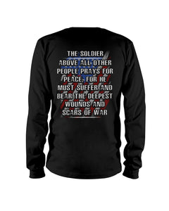 The Soldier Long Sleeve - ATMTEE