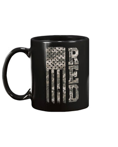 Red On Friday Support Our Military Veteran Mug - ATMTEE
