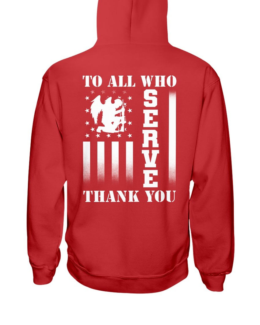 Red Friday: THANK YOU - ATMTEE