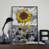 Veterans Sunflower Poster You Are My Sunshine 24x36 Poster - ATMTEE