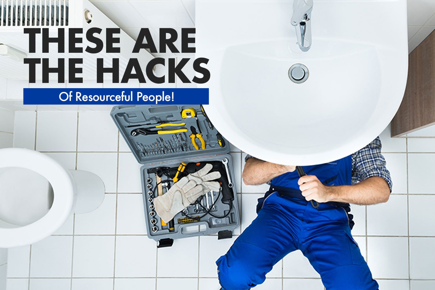7 Practical DIY Home Repair Hacks