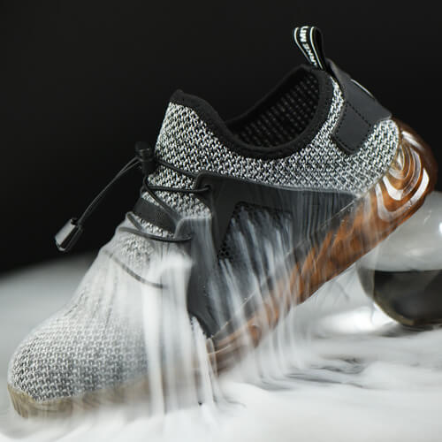 most breathable work shoes