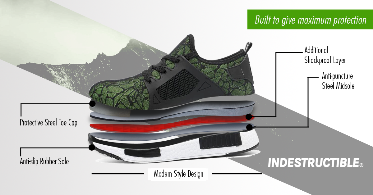 Indestructible Zero Shoes