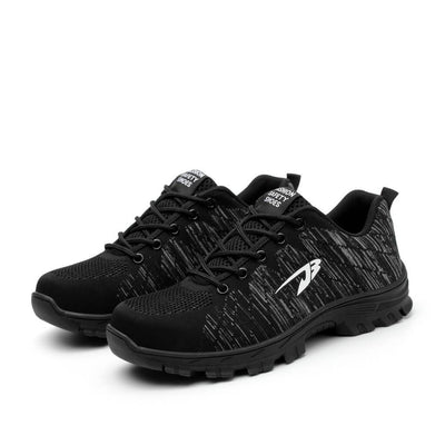 Airwalk Black - Indestructible Shoes