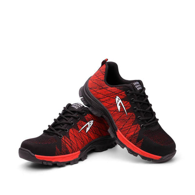 Airwalk Red - Indestructible Shoes
