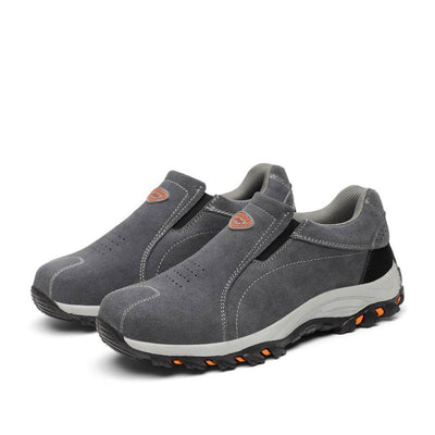 AOX Grey AOX Indestructible Shoes