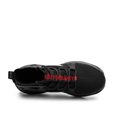 Ares Black - Indestructible Shoes