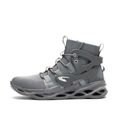 Ares Grey - Indestructible Shoes