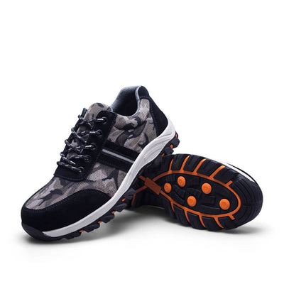 Camouflage Gray - Indestructible Shoes