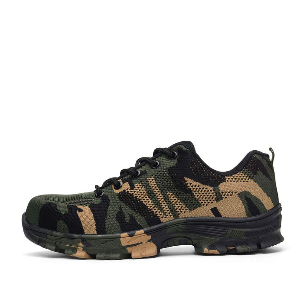 Camouflage Green - Indestructible Shoes