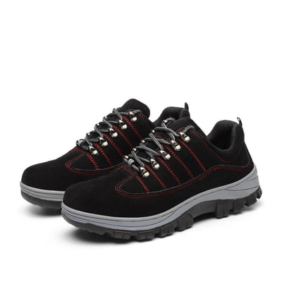 Retro Black Red - Indestructible Shoes