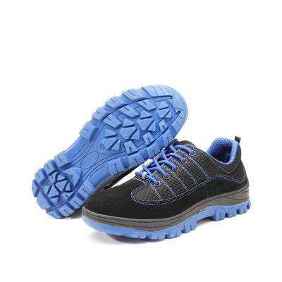 Retro Blue Retro Indestructible Shoes