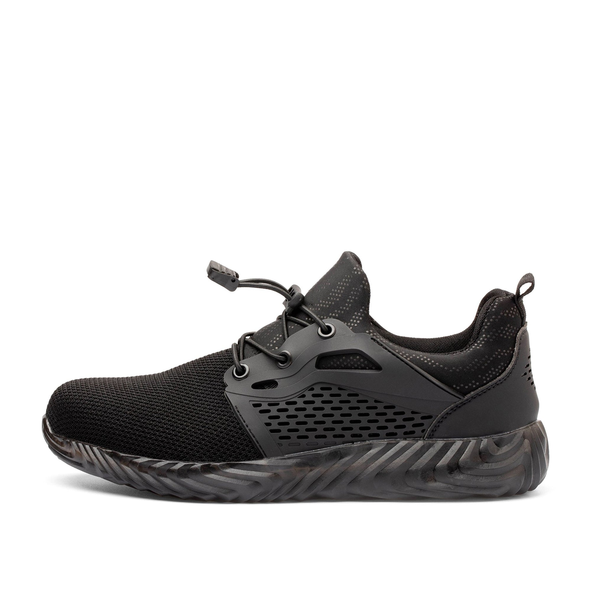 Ryder 1.5 Black - Indestructible Shoes