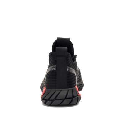 S Series Black Red - Indestructible Shoes