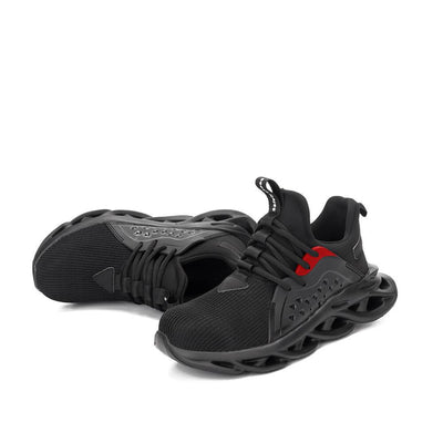 Xciter Black - Indestructible Shoes