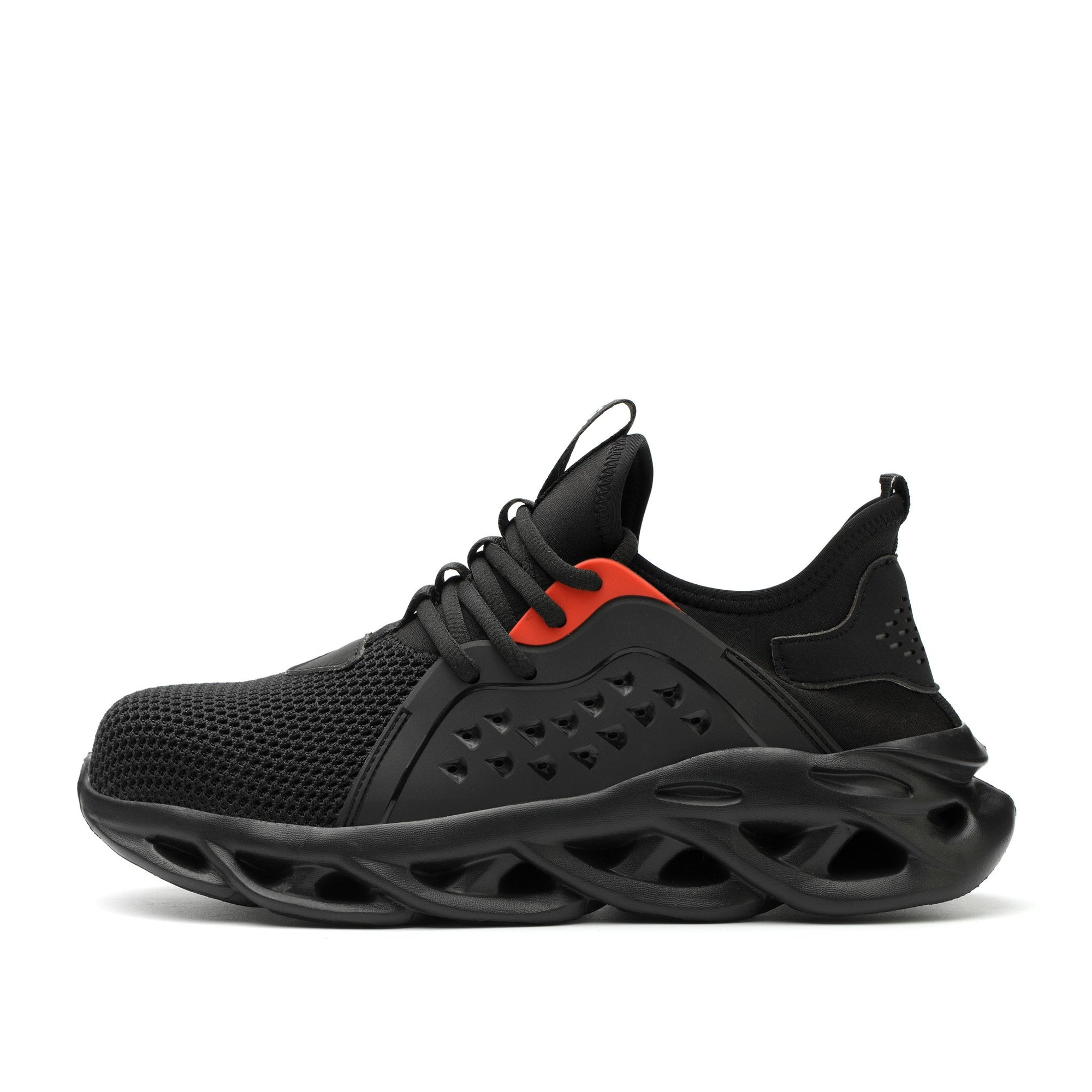 Xciter Mesh Black - Indestructible Shoes