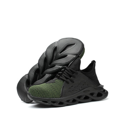 Xciter Mesh Green - Indestructible Shoes