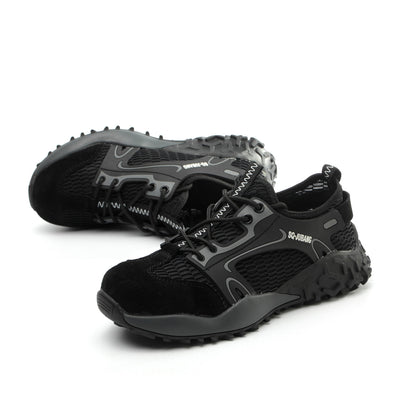 Zip Black - Indestructible Shoes