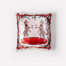 Load image into Gallery viewer, Crystal + Magic Crushed Velvet Pillow