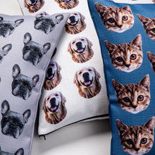 Load image into Gallery viewer, Custom Pet Pillow Cover - Twill