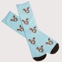 Load image into Gallery viewer, Custom Pet Socks