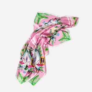 Limited Edition Silk Scarf (As Seen on 'Southern Charm')