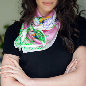 Limited Edition Print Scarf (As Seen on 'Southern Charm')