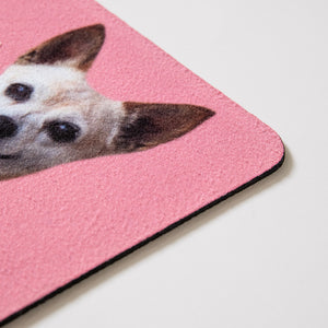 Custom Pet Yoga Mat