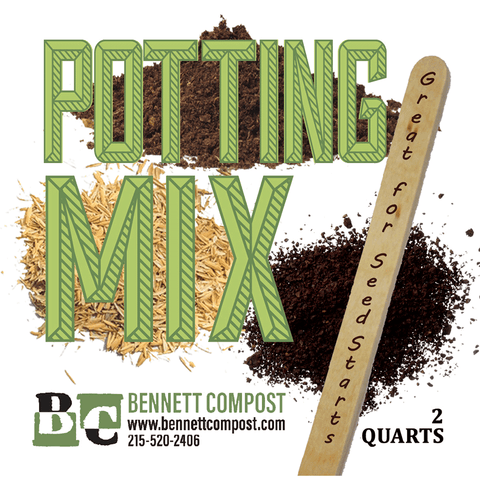 Potting Mix (2 Qt)