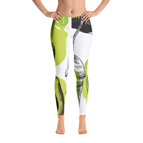 Milkshake Healthy Leggings