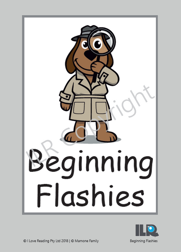 ILR Beginning Flashies Bundle