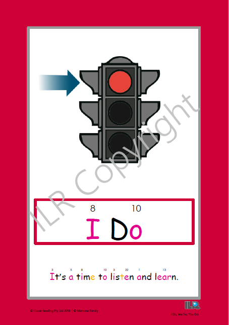 ILR 'I Do, We Do, You Do' Posters