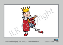 Load image into Gallery viewer, ILR Sound Match Cards