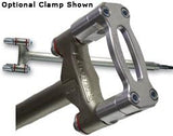 Anti-Vibe steering stem & Clamps