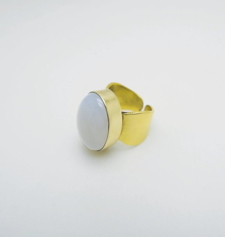 SHOT RING - KAMIKAZE GOLD.