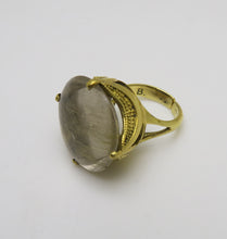 Load image into Gallery viewer, MAURITZ RUTILE RING.