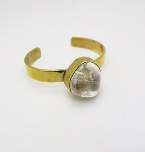 COCKTAIL BRACELET - CLEAR.