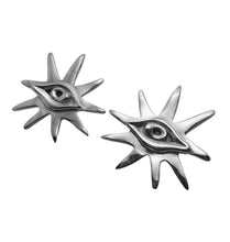 Load image into Gallery viewer, VIEW EARRINGS - SILVER.