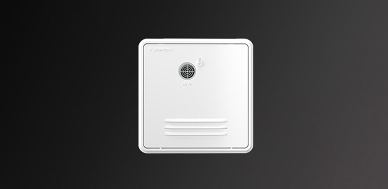 Furrion tankless water heater