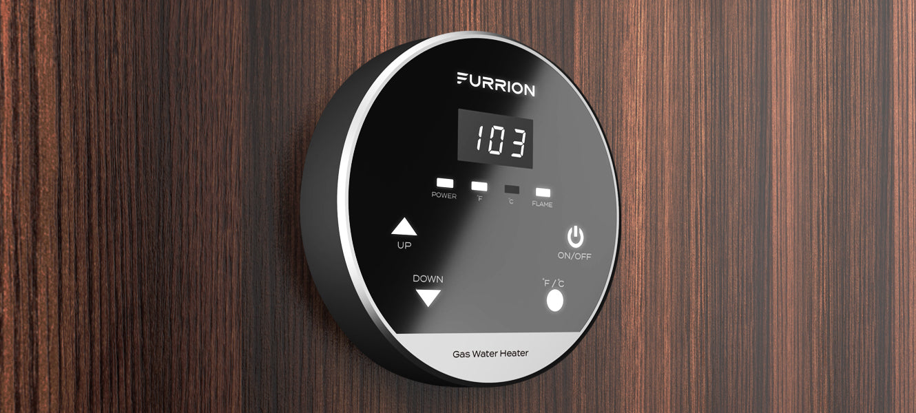 Furrion water heater thermostat