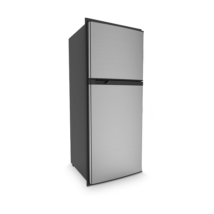 10 Cu Ft Built In Dc Refrigerator Stainless Steel