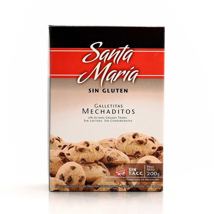 Galletitas Mechaditos x 200 grs - Winka-store