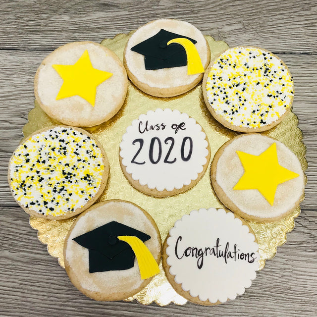 8 Graduation Cookie Set (customize)