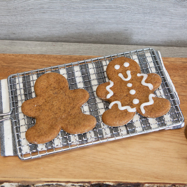 "4"" Gingerbread Cookie (SHIP)"