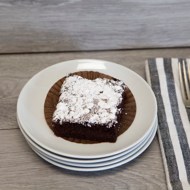 Powdered Brownie
