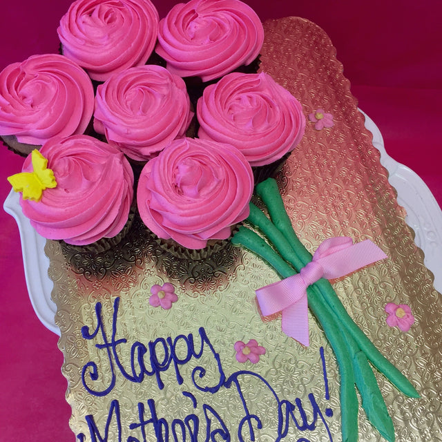 Cupcake Bouquet (Pickup Only)