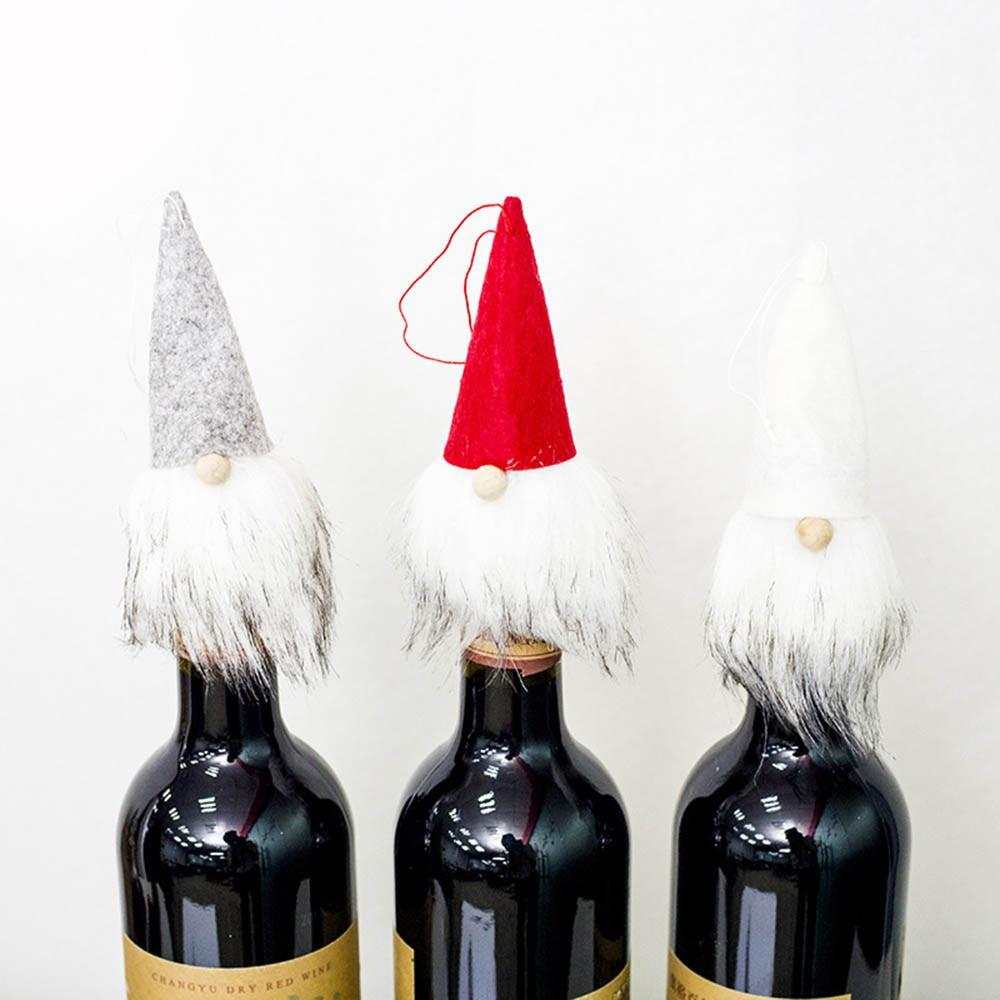 Christmas Bottle Cover
