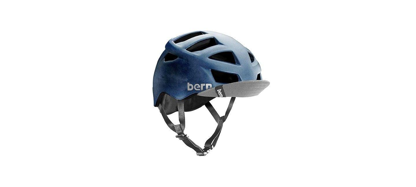 Bern big shot bikes custom fashion fixie bicycle   helmet  for city and urban commuting