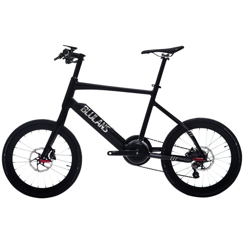 BLULANS Model x1 Electric sMart Bike | 36v Battery | 350w Motor