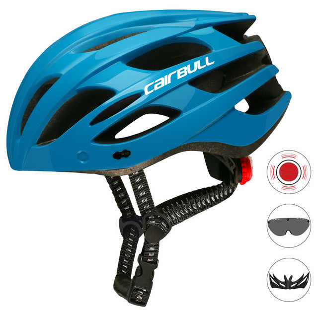 Cairbull Racing Helmet With Visor and Sun Glasses For Men and Women